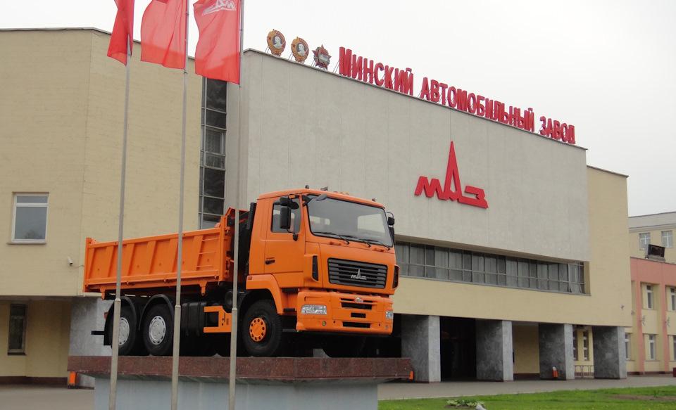 КАМАЗ оставит Беларусь без главного автогиганта страны