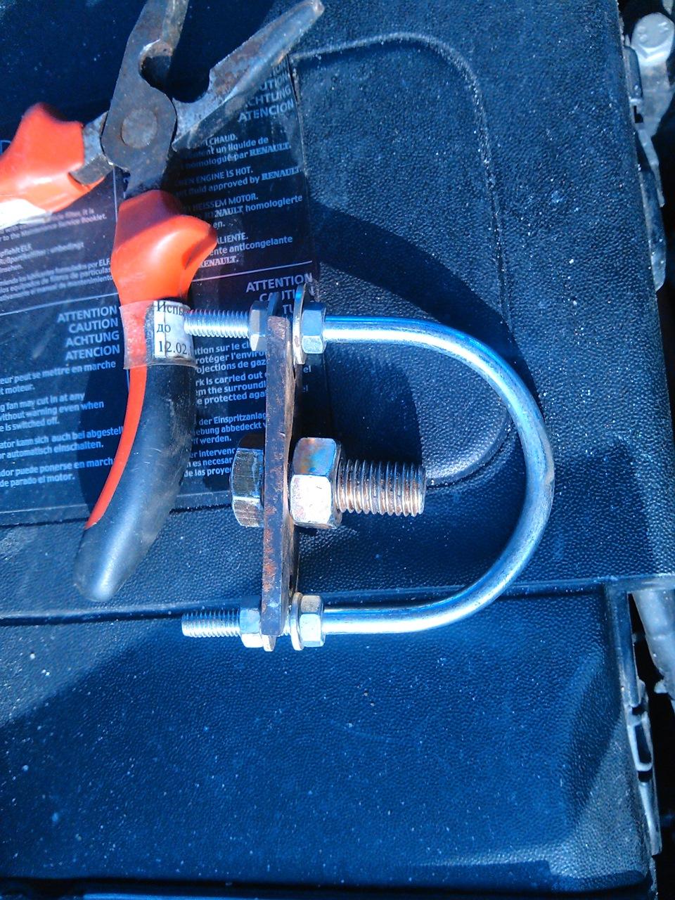 Попала вода на мотор стеклоочистителей рено меган
