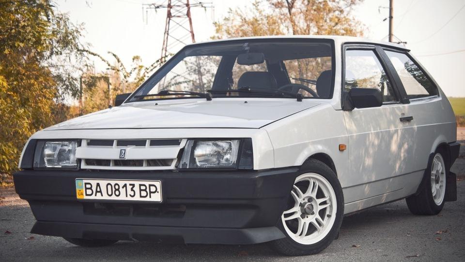"""Бампер 2108,09,099 на губу - Сообщество """"DRIVE2 Запорожье (Украина)"""" на DRIVE2"""