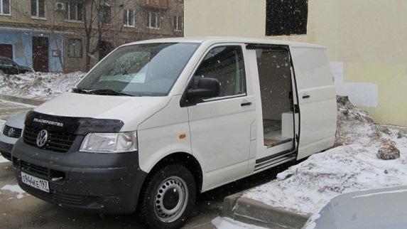 Фольксваген транспортер с холодильником Транспортер винтовой КВО 320