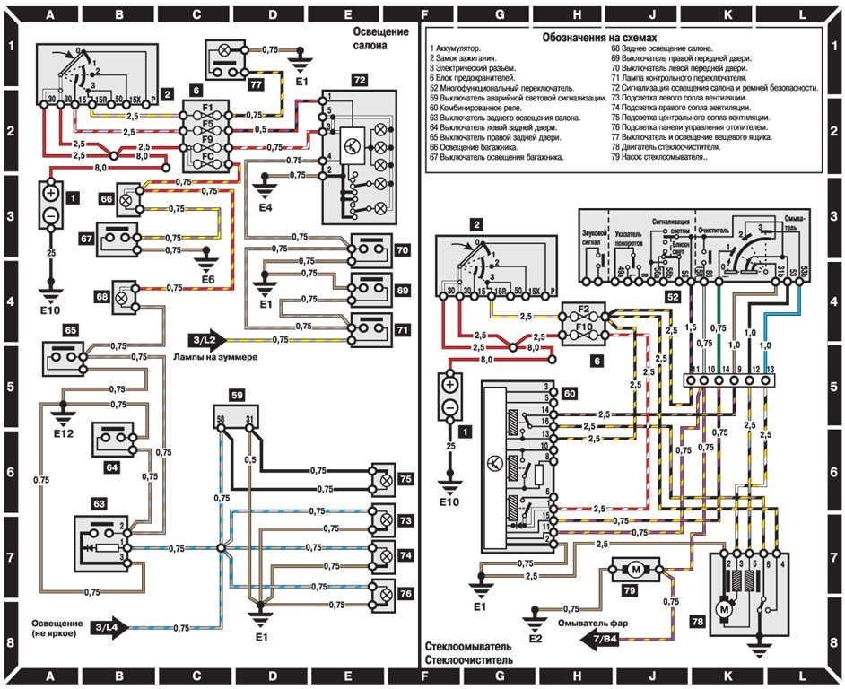 Mercedes w wiring diagrams — logbook benz e