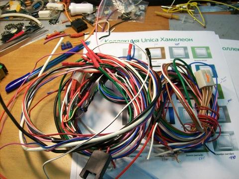 Фото №29 - проводка стеклоподъемников ВАЗ 2110