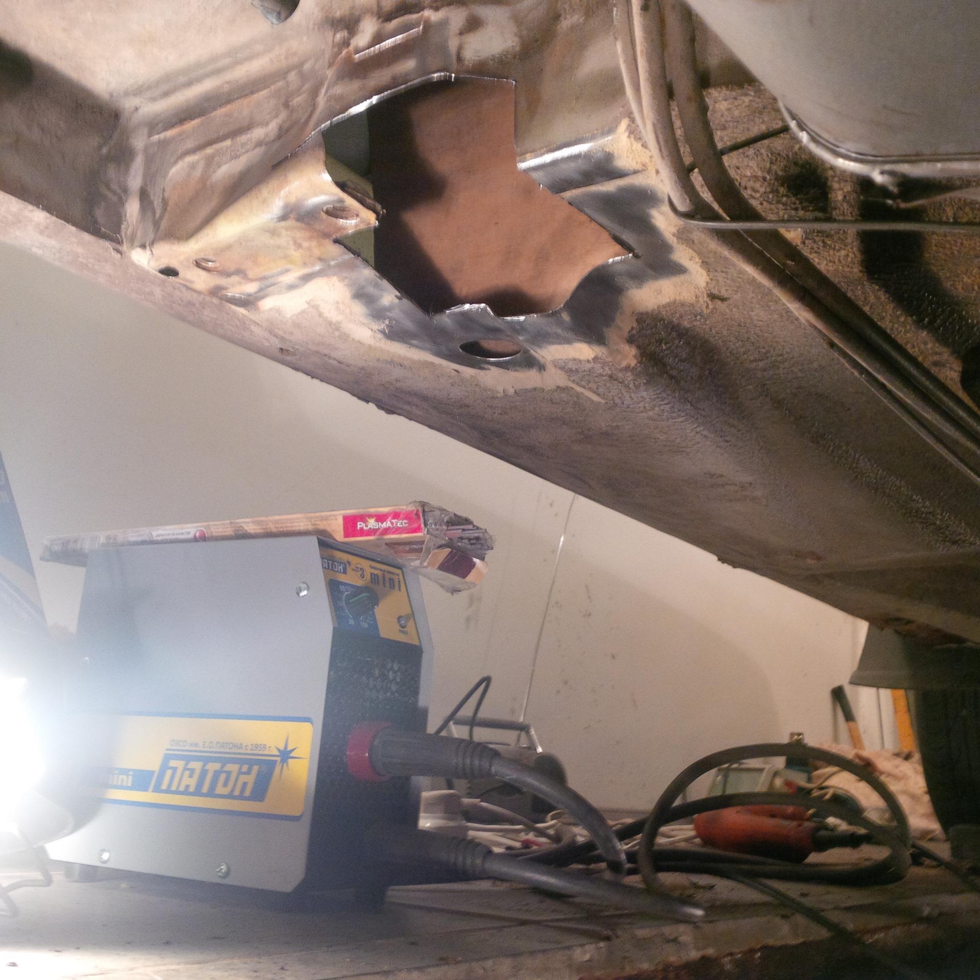 Как кузовной ремонт своими руками фото 108