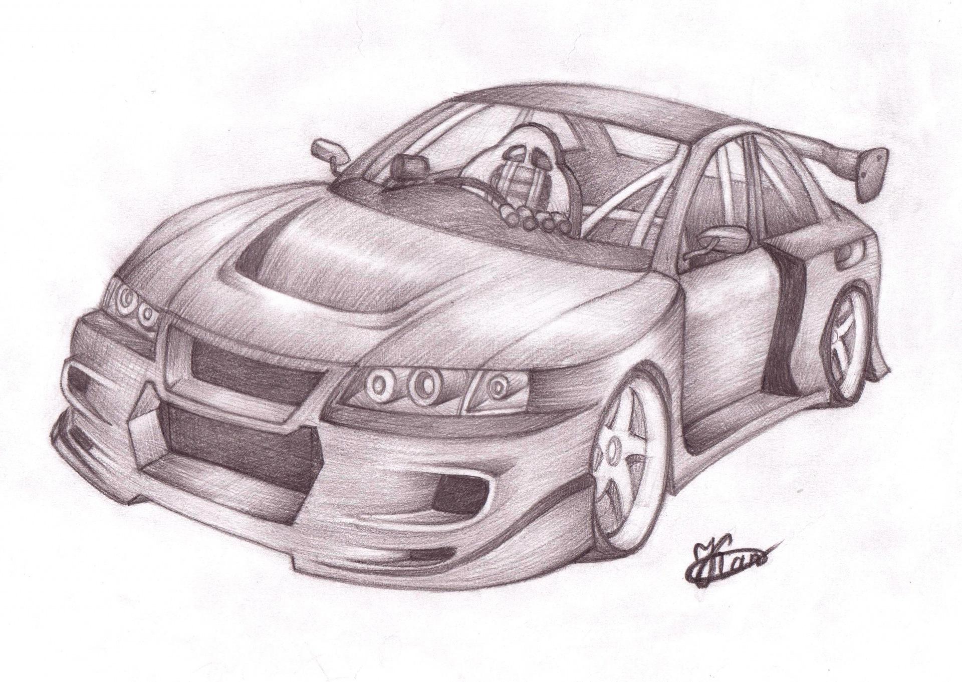 я рисую, сдесь и новый и старые рисунки ...: drive2.ru/b/288230376152006918