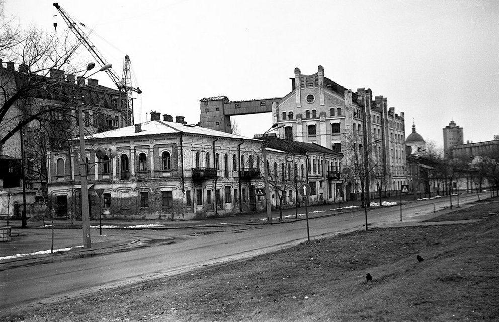 киев старые фото улицы межигорской них, как для