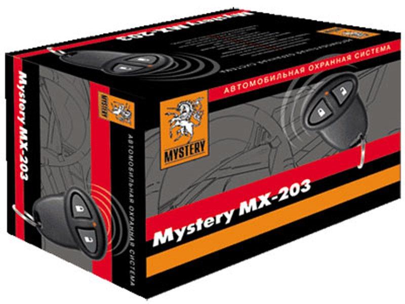 Сигнализация mystery mx 607 инструкция