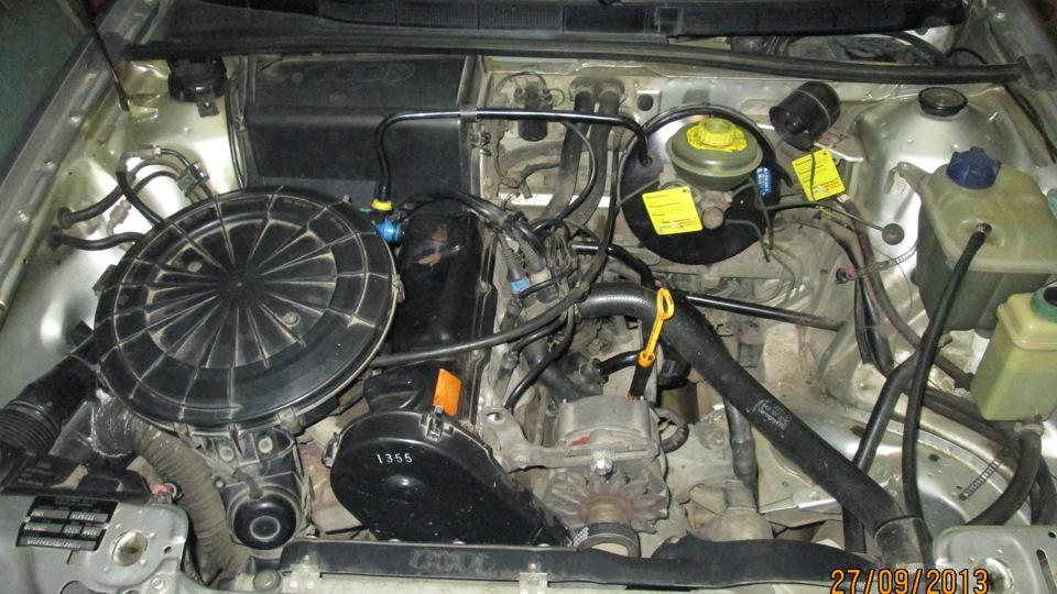 Audi 80 (Б4) ABM Серебристый
