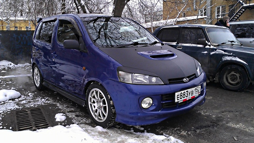 Yrv Turbo Tuning Daihatsu Yrv 1.3 Turbo