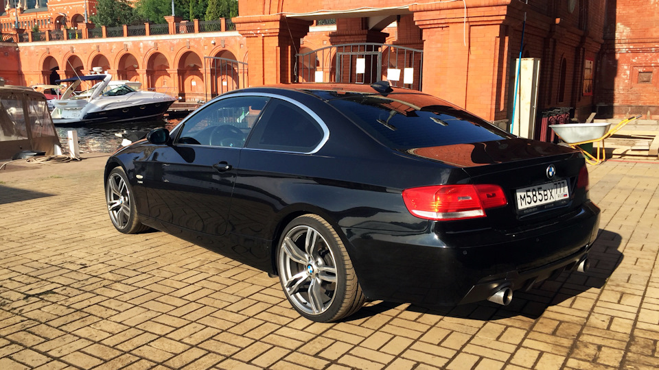 Bmw 3 Series Coupe 325xi Drive2