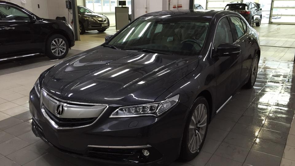 Cars › Acura › TLX › Acura TLX 2.4