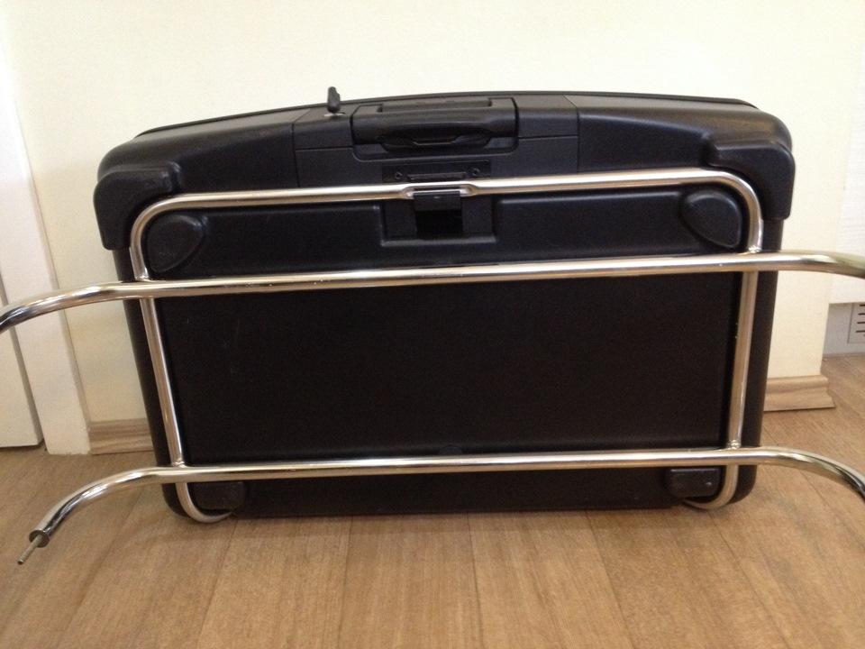 Fs Rare Complete Luggage Rack Kit Rack Hardcase Inner