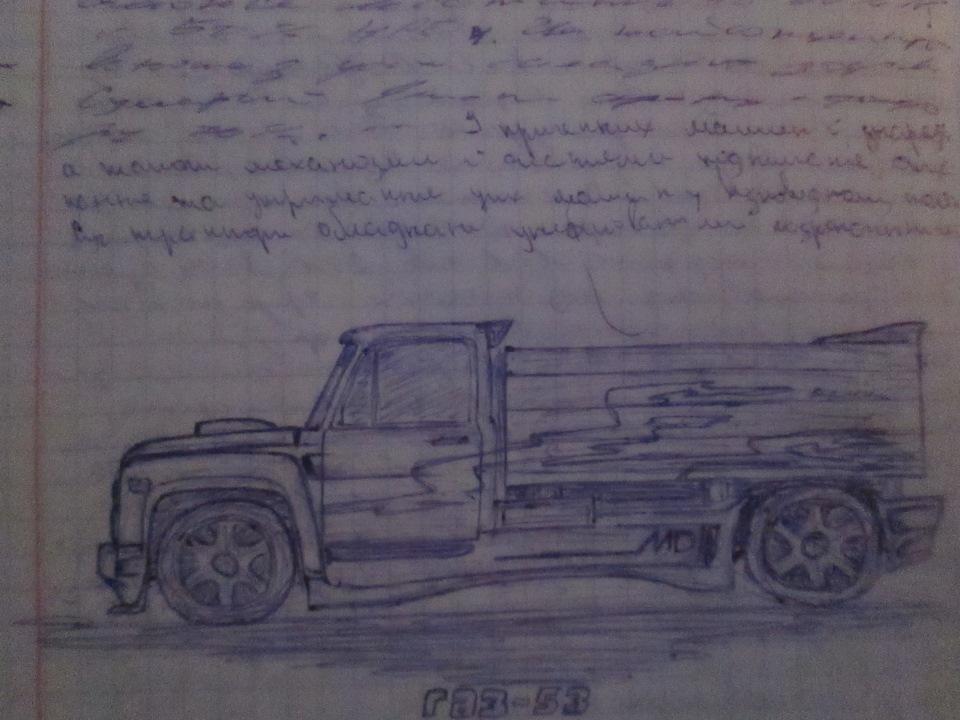 рисунок на тему газ: