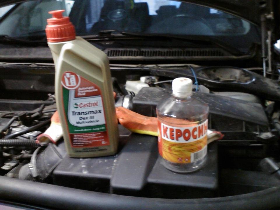 какое масло заливать в гур ford s-max