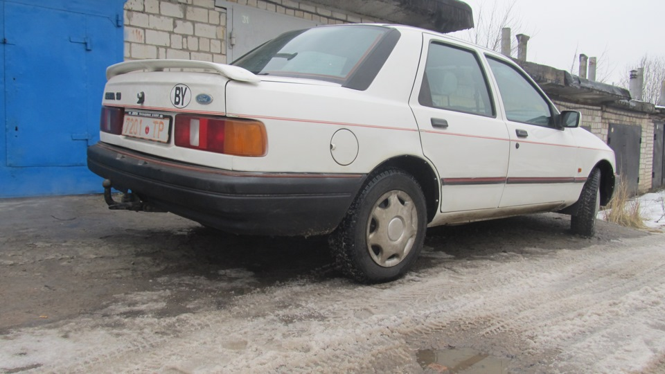 отзывы об автомобилях форд сиерра серебряных
