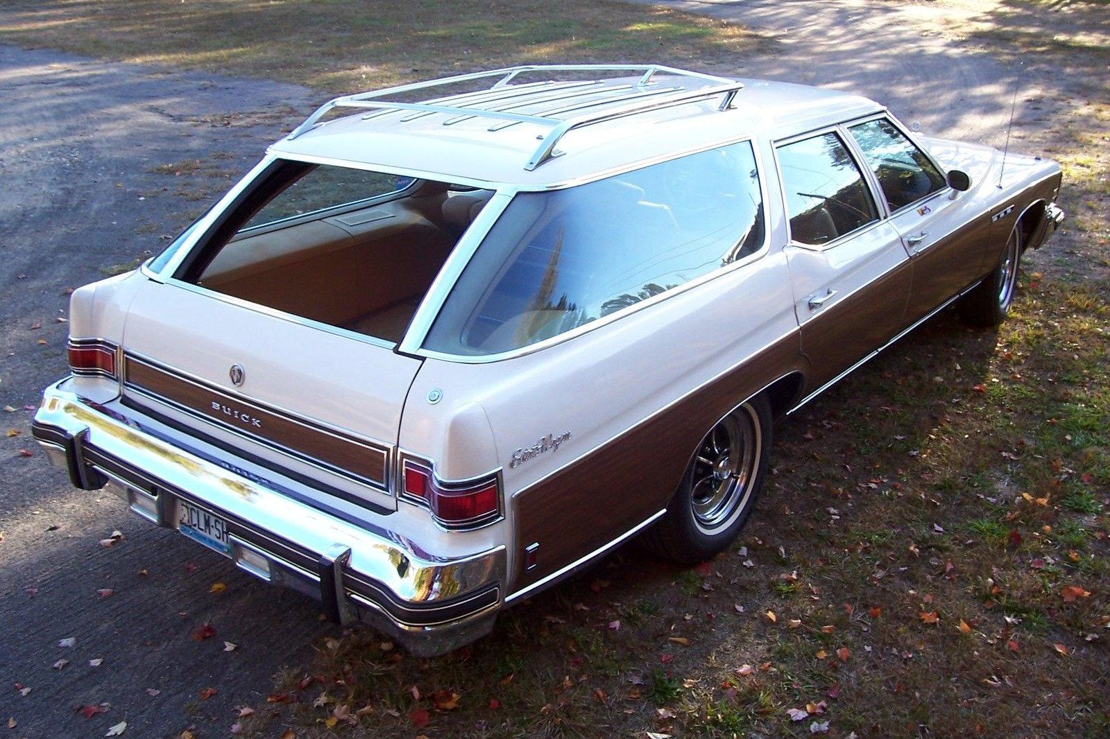 buick estate wagon 1971 76 drive2. Black Bedroom Furniture Sets. Home Design Ideas