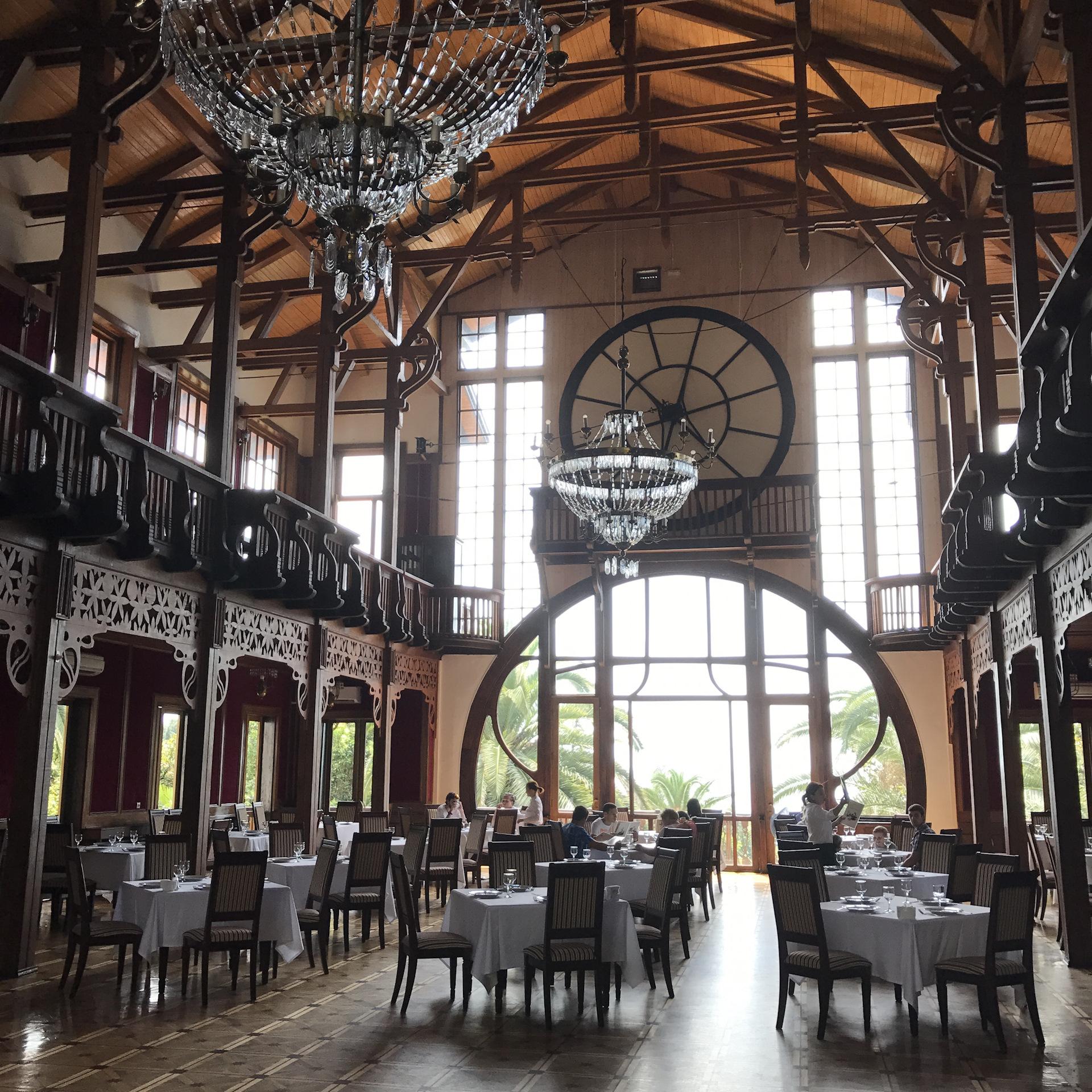 Ресторан абхазия в москве фото всего пользуется