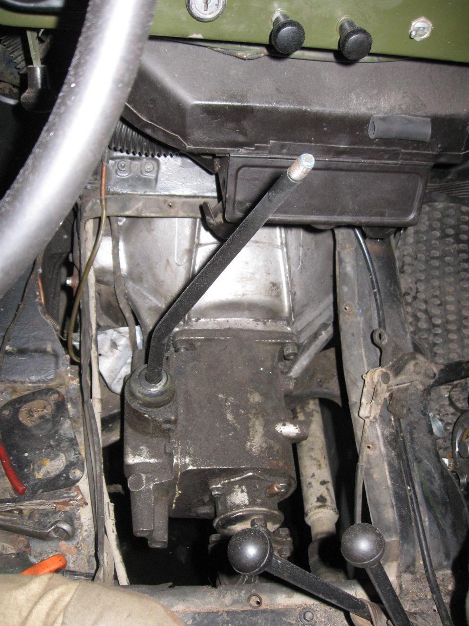 из чего и как сделать подушку двигателя газ 69