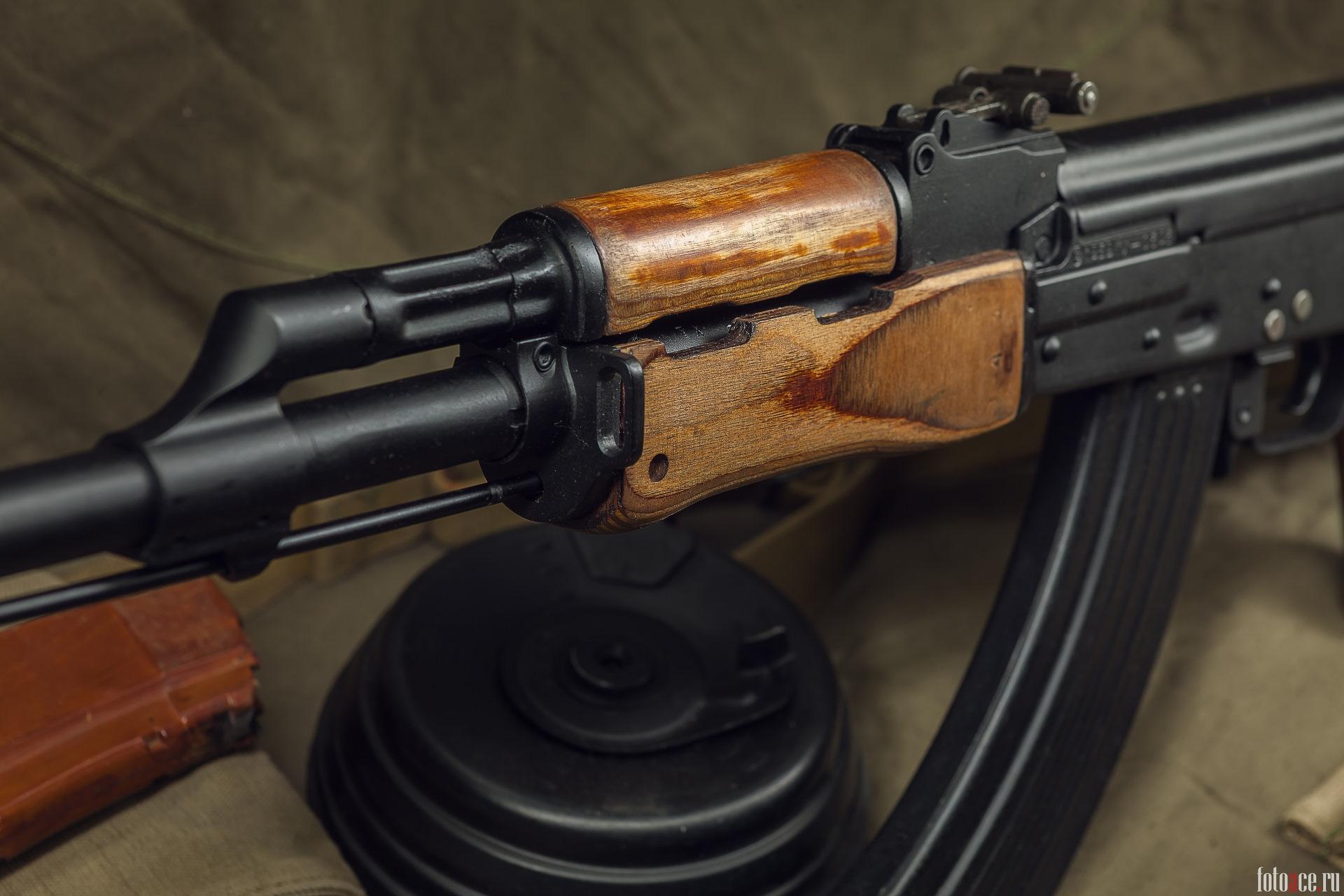 подробным описанием пулемет рпк фото главном самом