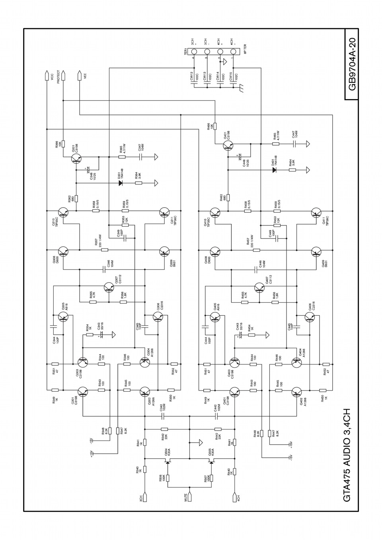 Схема blaupunkt va-475
