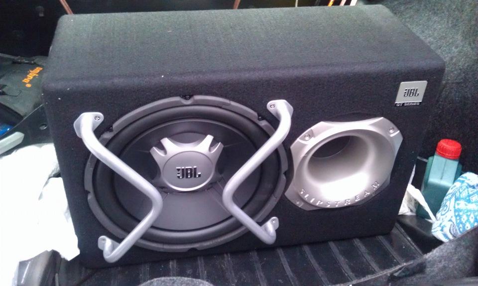 Сабвуфер JBL GT5-1204BR - фото 6