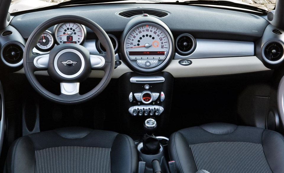 Mini R56 2006 2014 казнить нельзя помиловать Drive2
