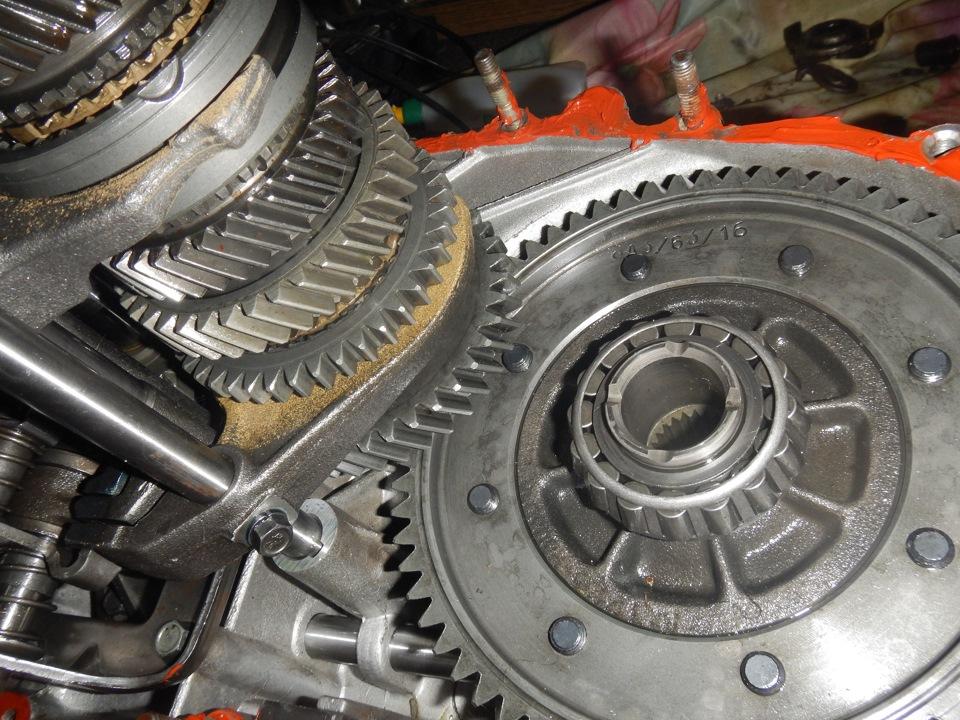 436ac3as 960 - Ремонт кпп на ваз 2109- устройство и ремонт, снятие и установка