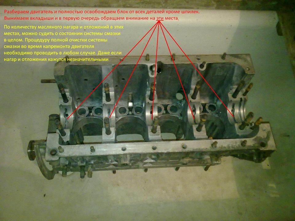 Капремонт двигателя змз 406 своими руками
