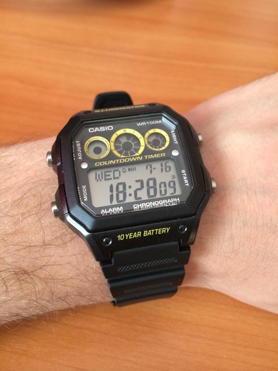 Часы Casio Касио , купить часы Casio Интернет-магазин