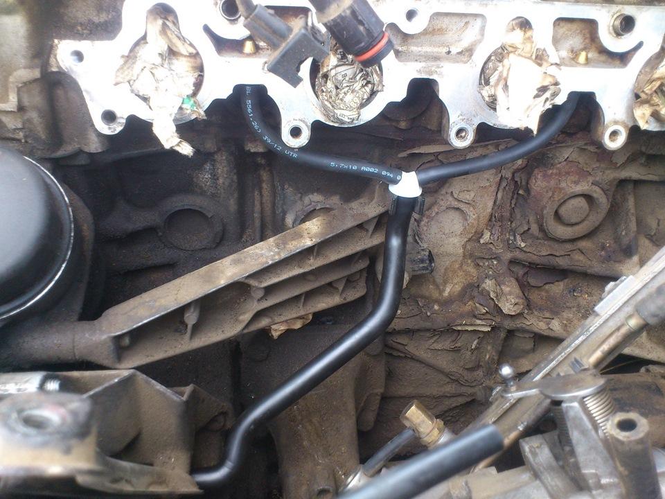 Замена коллекторных прокладок мерседес w203 Ремонт багажника astra h