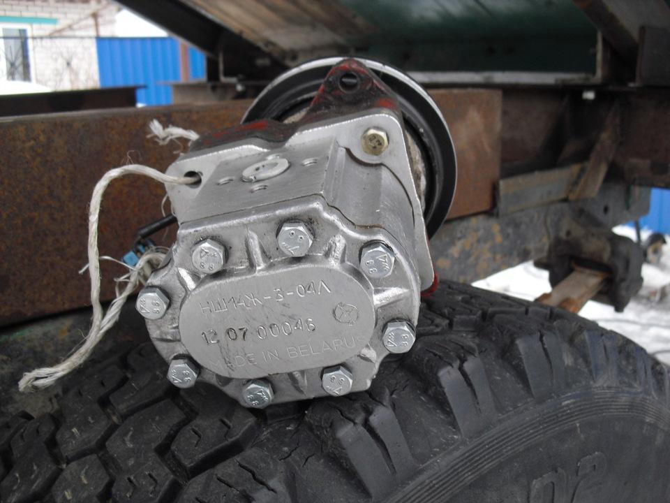 Гидравлический насос   Тракторы МТЗ-80 и МТЗ-82   Продажа.