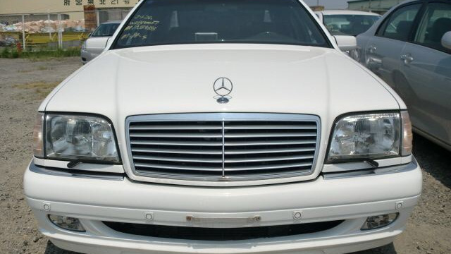 Mercedes benz s class s600 wald drive2 for 1996 mercedes benz s600