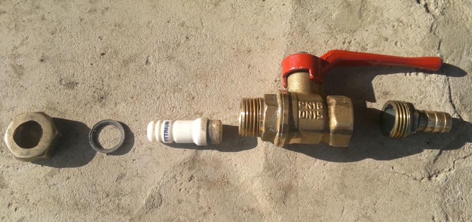 Сделать сопло для пескоструя