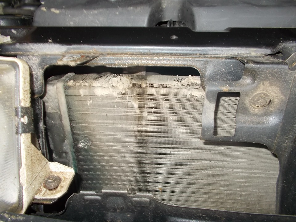 Ремонт радиатора ваз 2112 своими руками