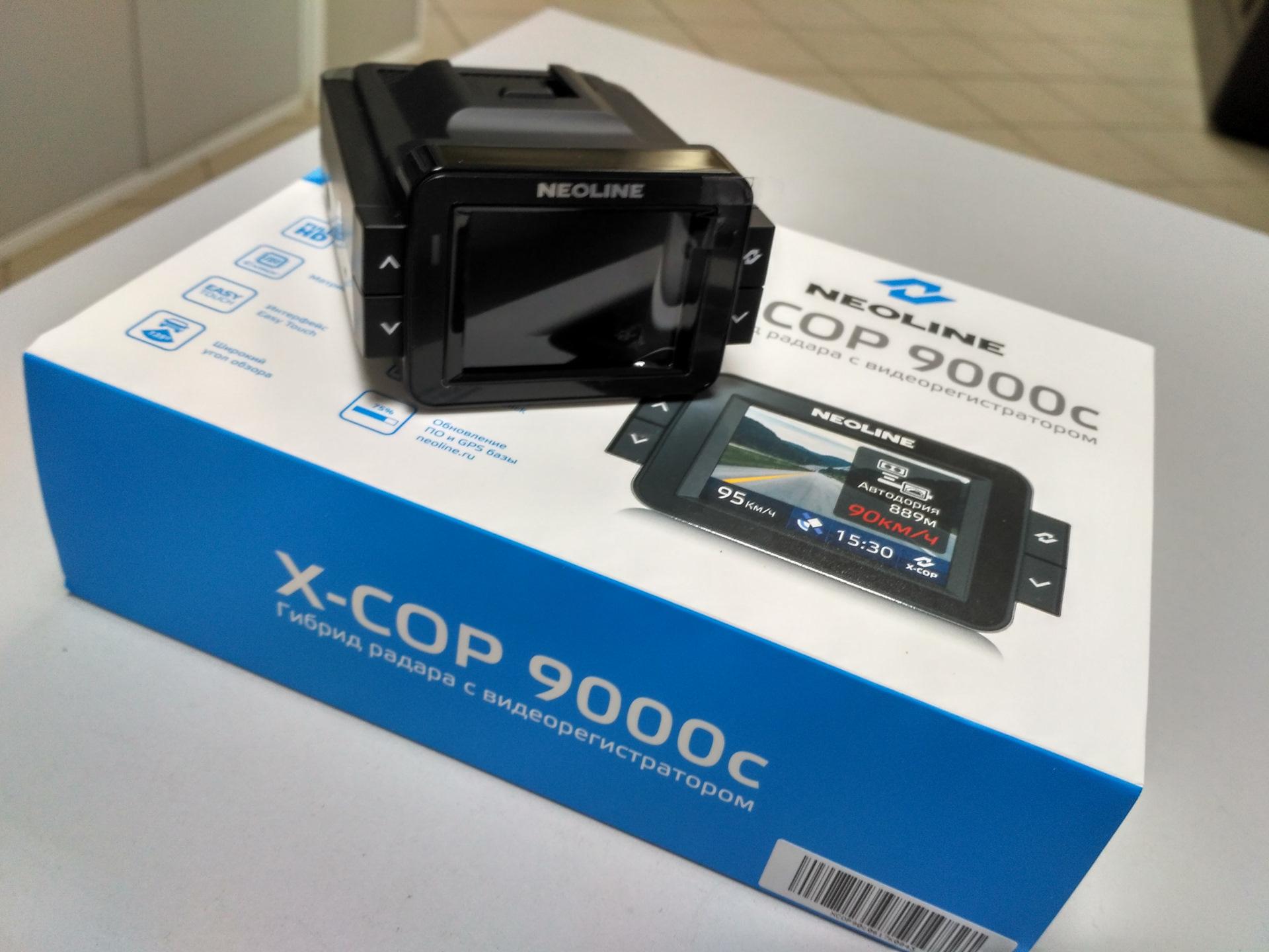 Гибрид Neoline X-Cop 9000C обзоры и обсуждения модели ...