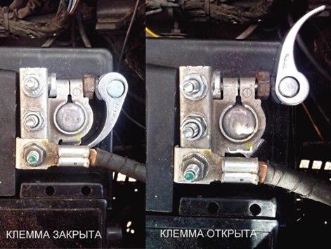 Изготовление клемм аккумулятора своими руками