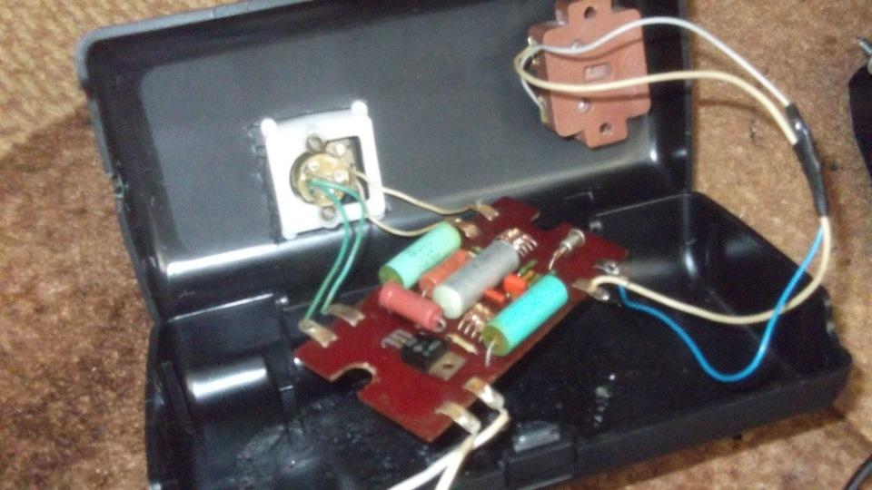 Вентилятор вэ-6р регулятор оборотов.