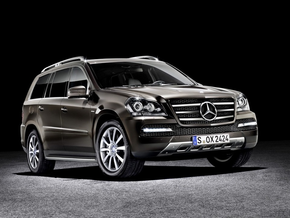 Mercedes benz gl-class grand edition 2011 exotic car picture #01.