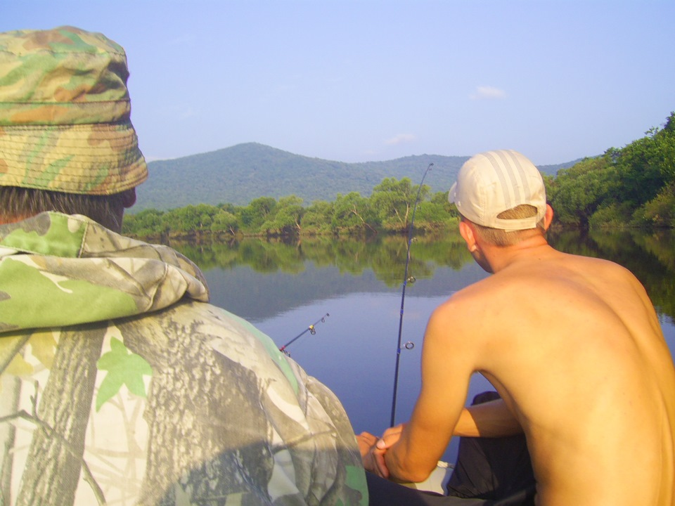 Охота и рыбалка в приморском крае