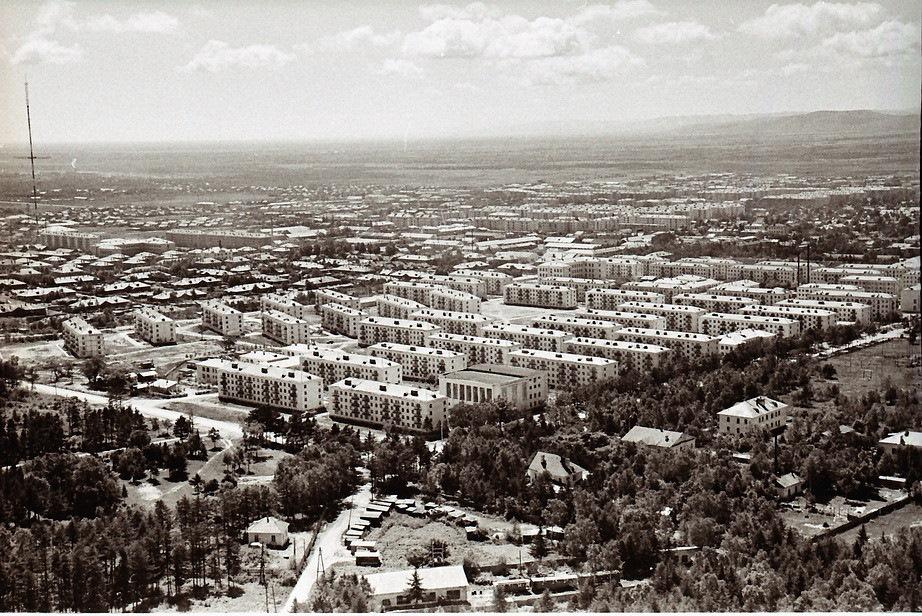 Старые фото южно сахалинска