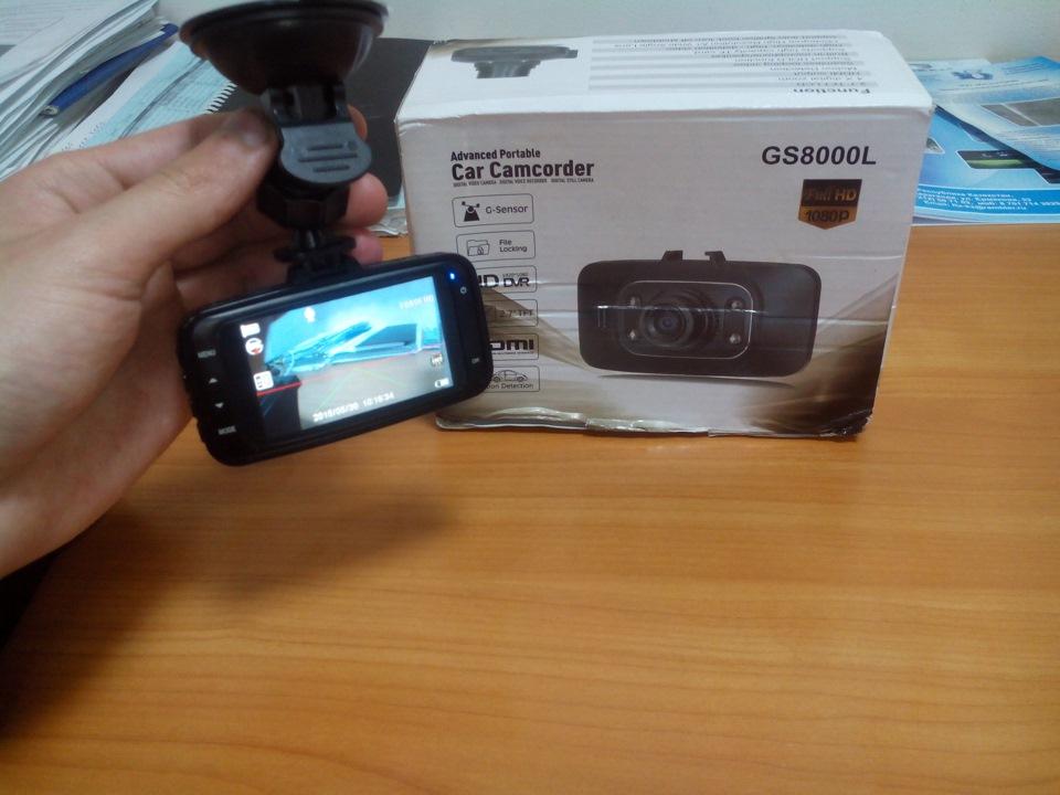 Авторегистратор car camcorder f20 камера видеонаблюдения за машиной из окна