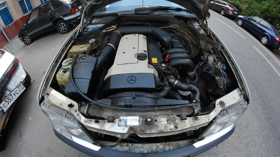 Mercedes-Benz E-class SWAP