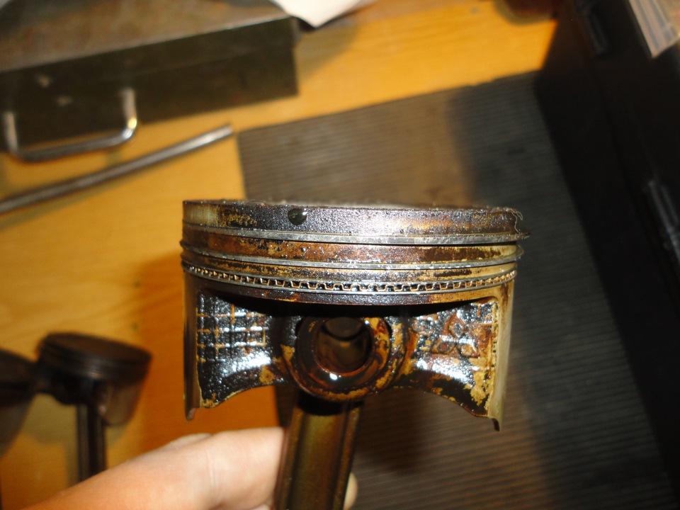 ремонт головки двигателя