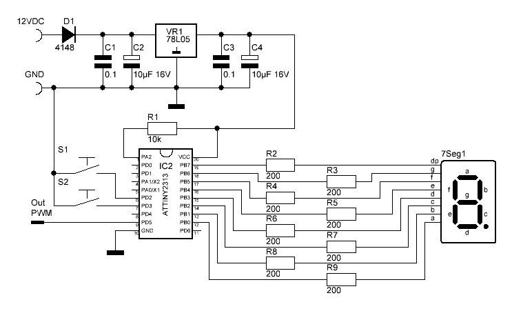 Регулятор для канального вентилятора своими руками 896