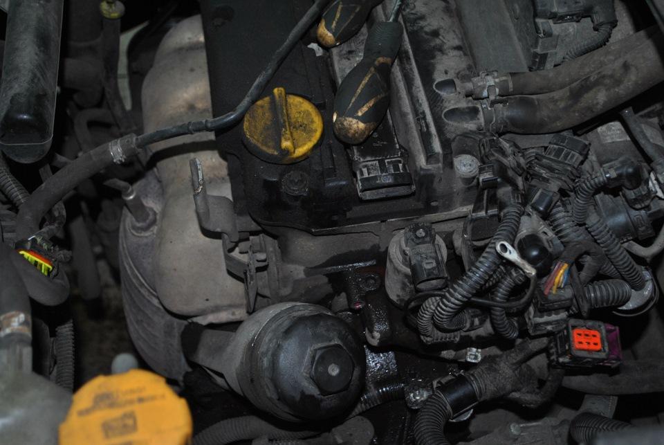 Заглушка клапана EGR, и замена салонного фильтра. - бортжурнал Opel Corsa Color NARDO GREY AUDI RS 2007 года на DRIVE2