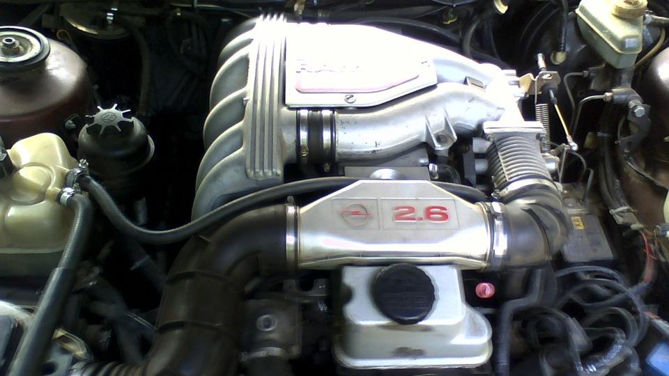 опель омега с мотором 2.6