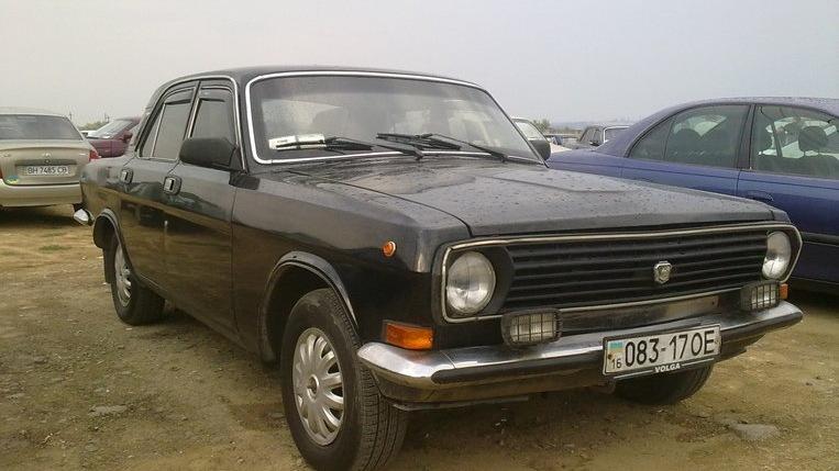 Бортжурнал ГАЗ 24