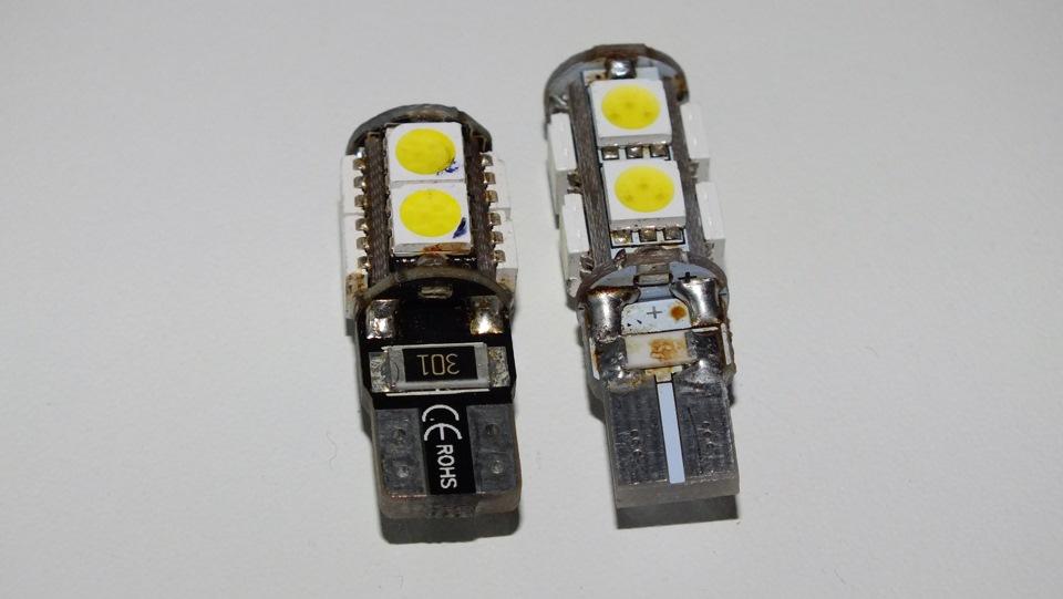 Изготовление обманок для светодиодных ламп