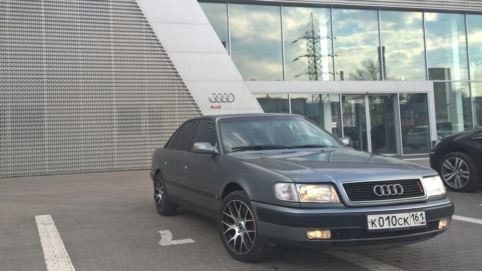 Audi 100 толстая и злая авдотья  DRIVE2