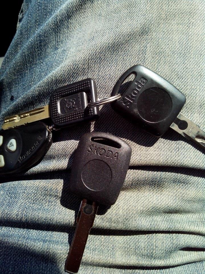 привязка ключа фольксваген т4