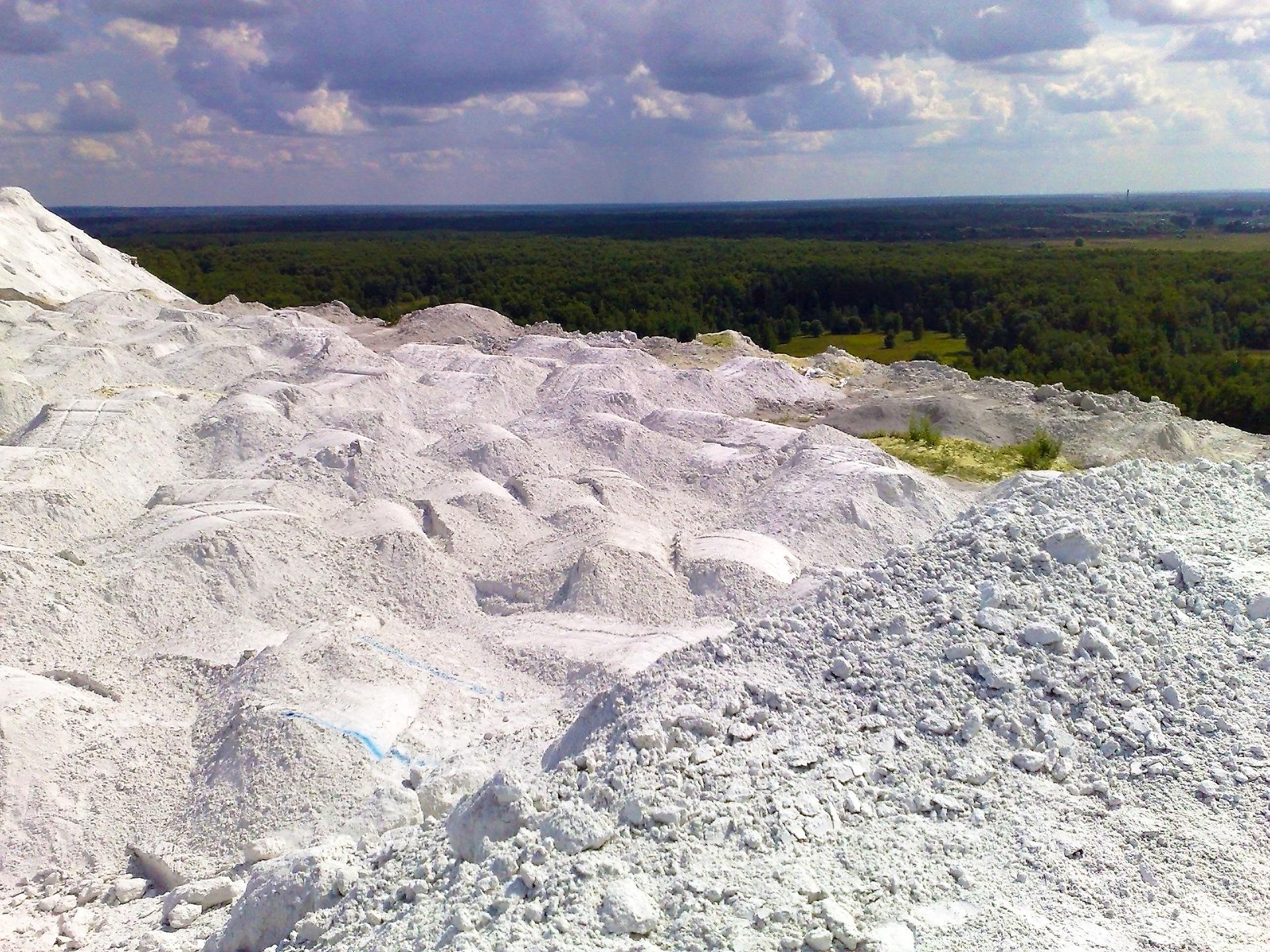 Белая гора воскресенск фото